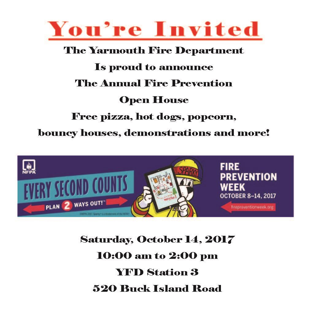 2017 open house invitation