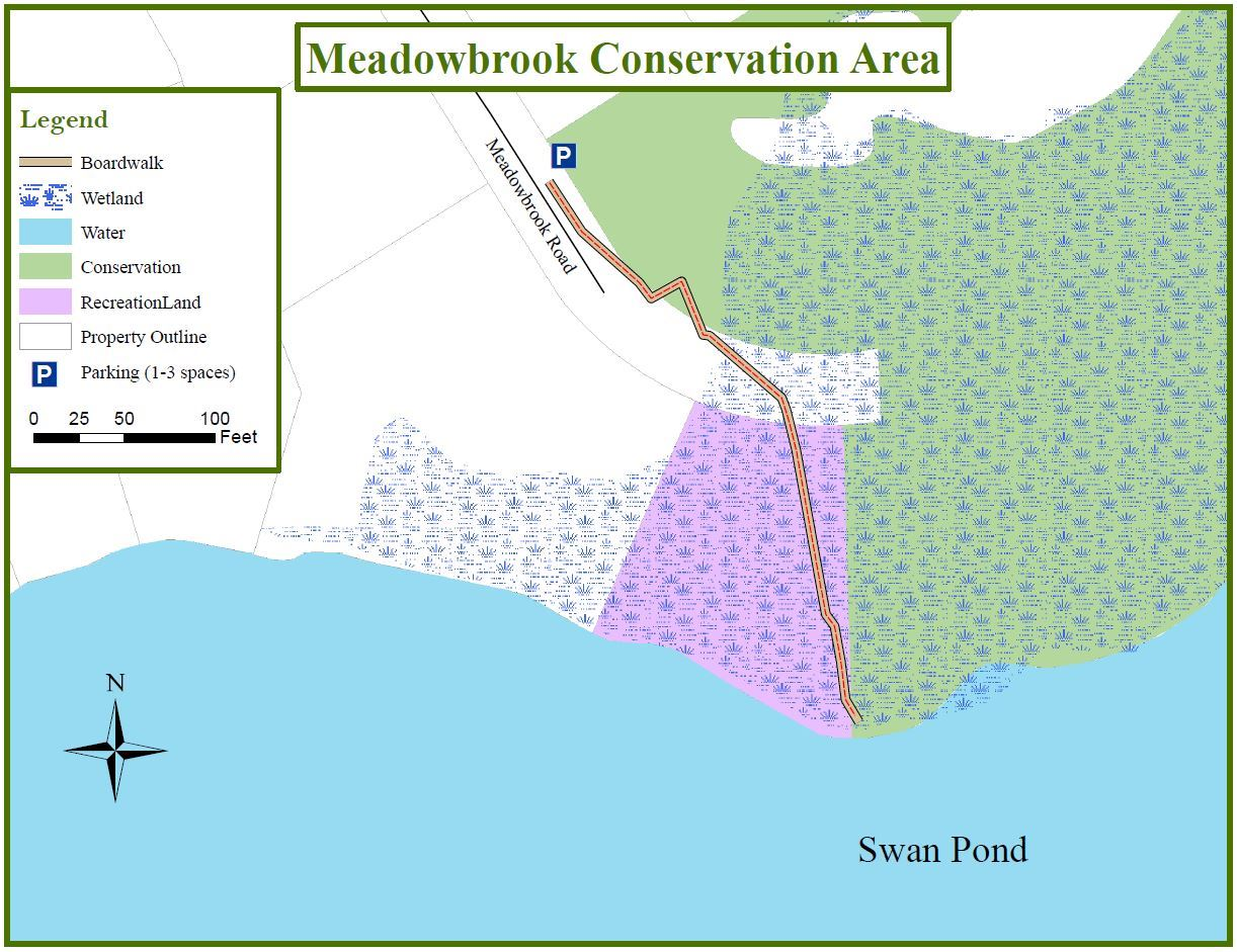 Meadowbrook Map